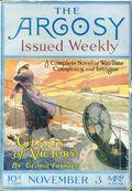Argosy Part 2: Argosy (1894-1920 Munsey Publications) Vol. 88 #1