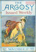 Argosy Part 2: Argosy (1894-1920 Munsey Publications) Vol. 88 #3