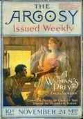 Argosy Part 2: Argosy (1894-1920 Munsey Publications) Vol. 88 #4