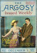 Argosy Part 2: Argosy (1894-1920 Munsey Publications) Vol. 89 #1