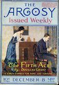 Argosy Part 2: Argosy (1894-1920 Munsey Publications) Vol. 89 #2