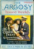 Argosy Part 2: Argosy (1894-1920 Munsey Publications) Vol. 89 #3