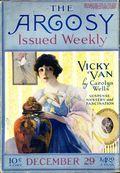 Argosy Part 2: Argosy (1894-1920 Munsey Publications) Vol. 90 #1