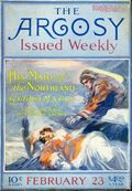 Argosy Part 2: Argosy (1894-1920 Munsey Publications) Vol. 92 #1