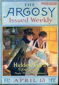 Argosy Part 2: Argosy (1894-1920 Munsey Publications) Vol. 93 #4