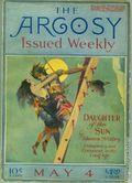 Argosy Part 2: Argosy (1894-1920 Munsey Publications) Vol. 94 #3