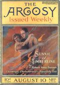 Argosy Part 2: Argosy (1894-1920 Munsey Publications) Vol. 98 #1