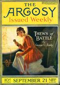 Argosy Part 2: Argosy (1894-1920 Munsey Publications) Vol. 99 #3