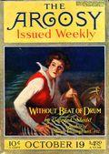 Argosy Part 2: Argosy (1894-1920 Munsey Publications) Vol. 100 #3