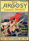 Argosy Part 2: Argosy (1894-1920 Munsey Publications) Vol. 100 #4
