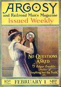 Argosy Part 2: Argosy (1894-1920 Munsey Publications) Vol. 104 #2