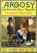 Argosy Part 2: Argosy (1894-1920 Munsey Publications) Vol. 104 #4