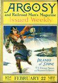 Argosy Part 2: Argosy (1894-1920 Munsey Publications) Vol. 105 #1