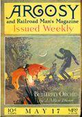 Argosy Part 2: Argosy (1894-1920 Munsey Publications) Vol. 108 #1