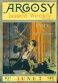 Argosy Part 2: Argosy (1894-1920 Munsey Publications) Vol. 108 #4