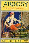 Argosy Part 2: Argosy (1894-1920 Munsey Publications) Vol. 109 #3