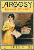 Argosy Part 2: Argosy (1894-1920 Munsey Publications) Vol. 109 #4