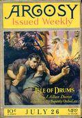 Argosy Part 2: Argosy (1894-1920 Munsey Publications) Vol. 110 #3