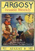 Argosy Part 2: Argosy (1894-1920 Munsey Publications) Vol. 111 #1