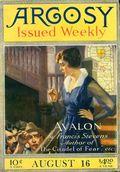 Argosy Part 2: Argosy (1894-1920 Munsey Publications) Vol. 111 #2