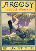 Argosy Part 2: Argosy (1894-1920 Munsey Publications) Vol. 111 #3