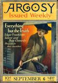 Argosy Part 2: Argosy (1894-1920 Munsey Publications) Vol. 112 #1