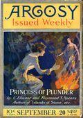 Argosy Part 2: Argosy (1894-1920 Munsey Publications) Vol. 112 #3