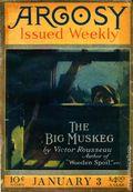Argosy Part 2: Argosy (1894-1920 Munsey Publications) Vol. 116 #2