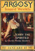 Argosy Part 2: Argosy (1894-1920 Munsey Publications) Vol. 116 #4