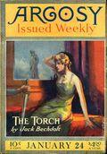 Argosy Part 2: Argosy (1894-1920 Munsey Publications) Vol. 117 #1