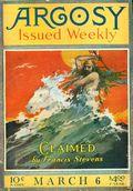 Argosy Part 2: Argosy (1894-1920 Munsey Publications) Vol. 118 #3