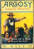 Argosy Part 2: Argosy (1894-1920 Munsey Publications) Vol. 120 #4