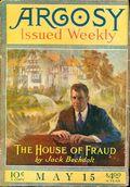 Argosy Part 2: Argosy (1894-1920 Munsey Publications) Vol. 121 #1