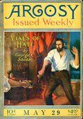 Argosy Part 2: Argosy (1894-1920 Munsey Publications) Vol. 121 #3
