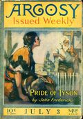 Argosy Part 3: Argosy All-Story Weekly (1920-1929 Munsey/William T. Dewart) Jul 3 1920