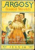 Argosy Part 3: Argosy All-Story Weekly (1920-1929 Munsey/William T. Dewart) Jul 10 1920