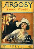 Argosy Part 3: Argosy All-Story Weekly (1920-1929 Munsey/William T. Dewart) Jul 17 1920