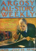 Argosy Part 3: Argosy All-Story Weekly (1920-1929 Munsey/William T. Dewart) Jul 24 1920