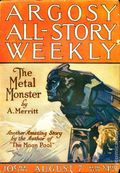 Argosy Part 3: Argosy All-Story Weekly (1920-1929 Munsey/William T. Dewart) Aug 7 1920