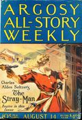 Argosy Part 3: Argosy All-Story Weekly (1920-1929 Munsey/William T. Dewart) Aug 14 1920