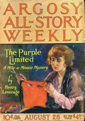 Argosy Part 3: Argosy All-Story Weekly (1920-1929 Munsey/William T. Dewart) Aug 28 1920