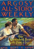 Argosy Part 3: Argosy All-Story Weekly (1920-1929 Munsey/William T. Dewart) Sep 4 1920