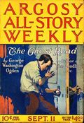 Argosy Part 3: Argosy All-Story Weekly (1920-1929 Munsey/William T. Dewart) Sep 11 1920
