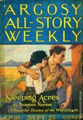 Argosy Part 3: Argosy All-Story Weekly (1920-1929 Munsey/William T. Dewart) Sep 25 1920