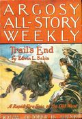 Argosy Part 3: Argosy All-Story Weekly (1920-1929 Munsey/William T. Dewart) Oct 16 1920