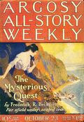 Argosy Part 3: Argosy All-Story Weekly (1920-1929 Munsey/William T. Dewart) Oct 23 1920