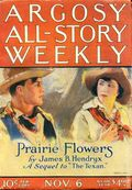Argosy Part 3: Argosy All-Story Weekly (1920-1929 Munsey/William T. Dewart) Vol. 127 #1