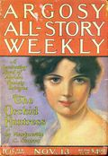Argosy Part 3: Argosy All-Story Weekly (1920-1929 Munsey/William T. Dewart) Nov 13 1920