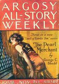 Argosy Part 3: Argosy All-Story Weekly (1920-1929 Munsey/William T. Dewart) Nov 20 1920