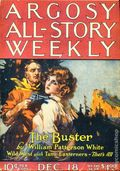 Argosy Part 3: Argosy All-Story Weekly (1920-1929 Munsey/William T. Dewart) Dec 18 1920